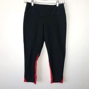 Nike Capri Dri-Fit Yoga Work out Pants Leggings S